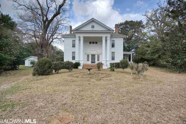 7850 Lebaron Ave, Citronelle, AL 36522 (MLS #279632) :: Jason Will Real Estate