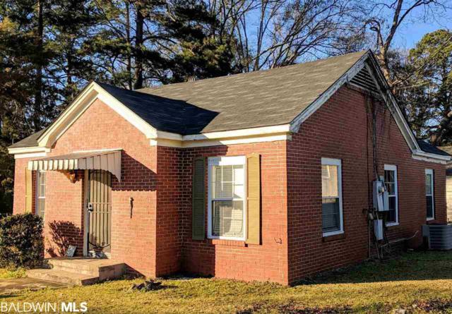 110 Wilson Street, Grove Hill, AL 36451 (MLS #279676) :: ResortQuest Real Estate