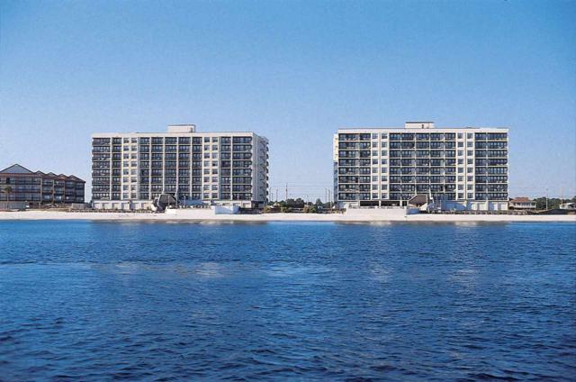 333 W Beach Blvd #606, Gulf Shores, AL 36542 (MLS #279685) :: The Kim and Brian Team at RE/MAX Paradise