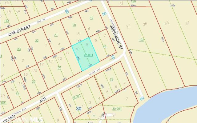 0 Island Avenue, Magnolia Springs, AL 36555 (MLS #279705) :: Elite Real Estate Solutions