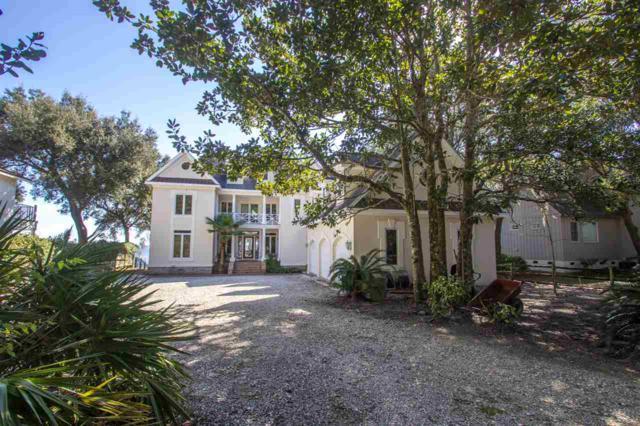 5448 E Oak Ridge Drive, Orange Beach, AL 36561 (MLS #279736) :: Jason Will Real Estate