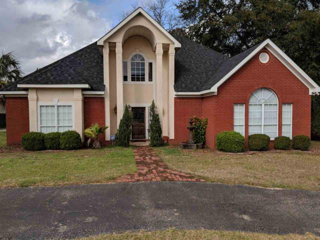 7040 Remington Estates Dr, Mobile, AL 36618 (MLS #279789) :: Elite Real Estate Solutions