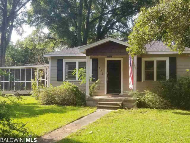 812 Michigan Avenue, Fairhope, AL 36532 (MLS #279806) :: Ashurst & Niemeyer Real Estate