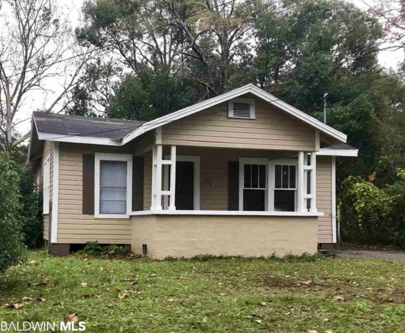 122 W Haig St, Prichard, AL 36610 (MLS #279807) :: Jason Will Real Estate
