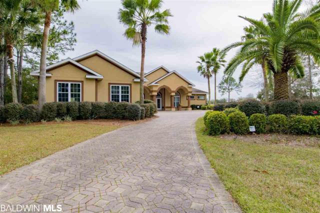 605 Estates Drive, Gulf Shores, AL 36542 (MLS #279831) :: The Kim and Brian Team at RE/MAX Paradise