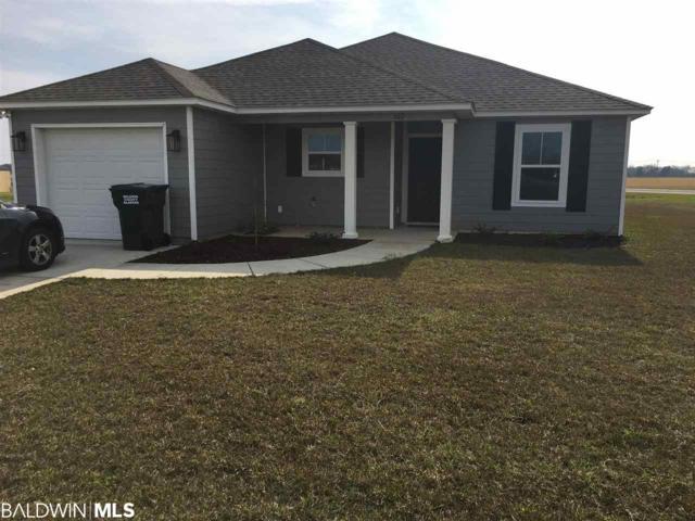 102 Plantation Circle, Summerdale, AL 36580 (MLS #279838) :: Coldwell Banker Coastal Realty
