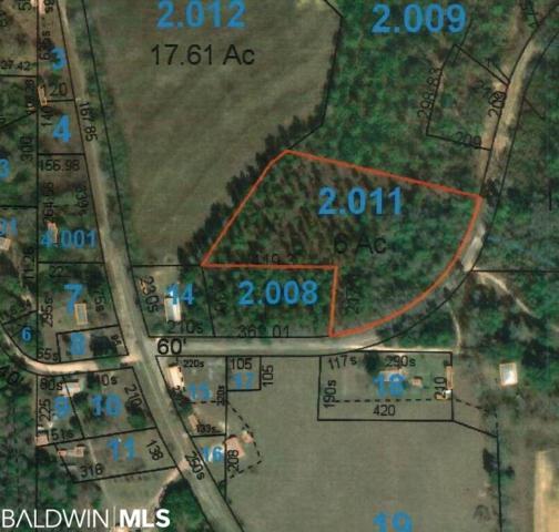 0 Rock Creek Road, Brewton, AL 36426 (MLS #279950) :: Jason Will Real Estate