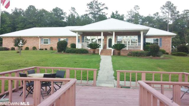 3081 Barlow Road, Millry, AL 36558 (MLS #280046) :: Jason Will Real Estate