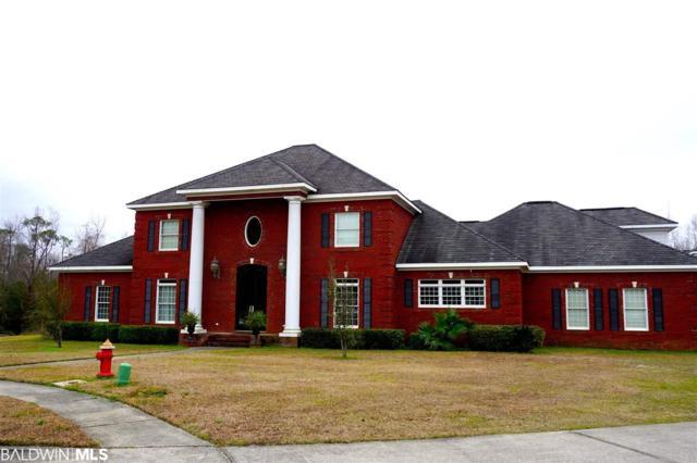 5751 E Vaughan Drive, Satsuma, AL 36572 (MLS #280097) :: Jason Will Real Estate