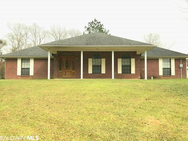 801 Brady Road, Bay Minette, AL 36507 (MLS #280183) :: JWRE Mobile