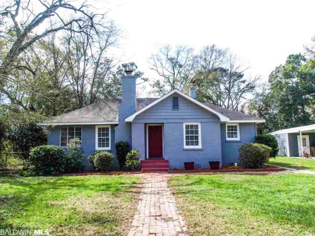 2865 Potter Drive, Mobile, AL 36606 (MLS #280202) :: Jason Will Real Estate