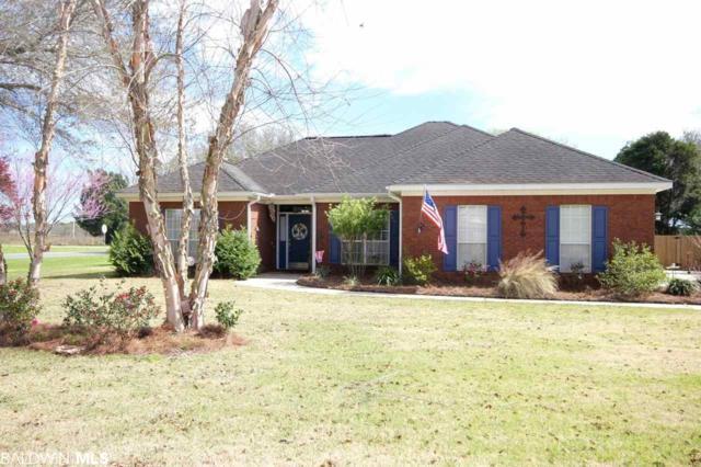 23492 Cornerstone Dr, Loxley, AL 36551 (MLS #280215) :: Elite Real Estate Solutions