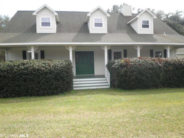 12921 Oak Tree Dr, Magnolia Springs, AL 36555 (MLS #280285) :: Jason Will Real Estate