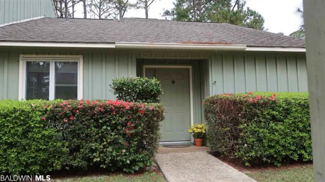 1701 Regency Road #101, Gulf Shores, AL 36542 (MLS #280353) :: Coldwell Banker Coastal Realty