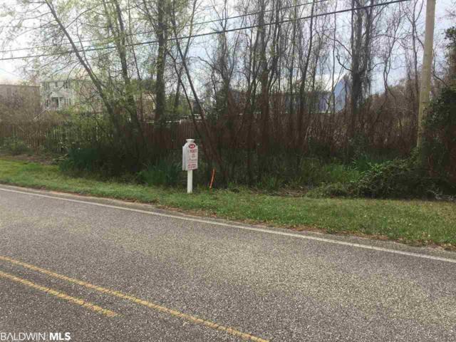 County rd 1 Jubilee Point Rd, Fairhope, AL 36532 (MLS #280382) :: The Kim and Brian Team at RE/MAX Paradise