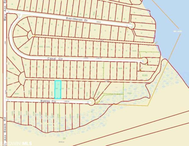0 Bayou Circle, Fairhope, AL 36532 (MLS #280522) :: Elite Real Estate Solutions