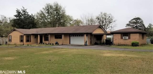 15423 Melvin Richerson Road, Bay Minette, AL 36507 (MLS #280673) :: JWRE Mobile