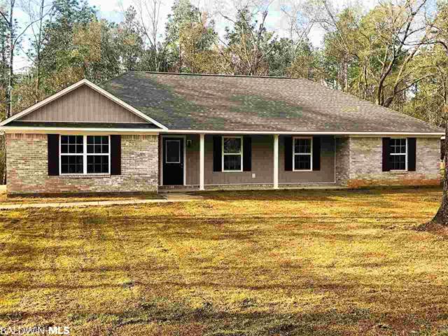 118 Lucy Drive, Bay Minette, AL 36507 (MLS #280888) :: Elite Real Estate Solutions