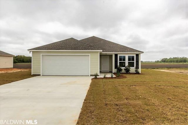 114 Plantation Circle, Summerdale, AL 36580 (MLS #280908) :: Elite Real Estate Solutions