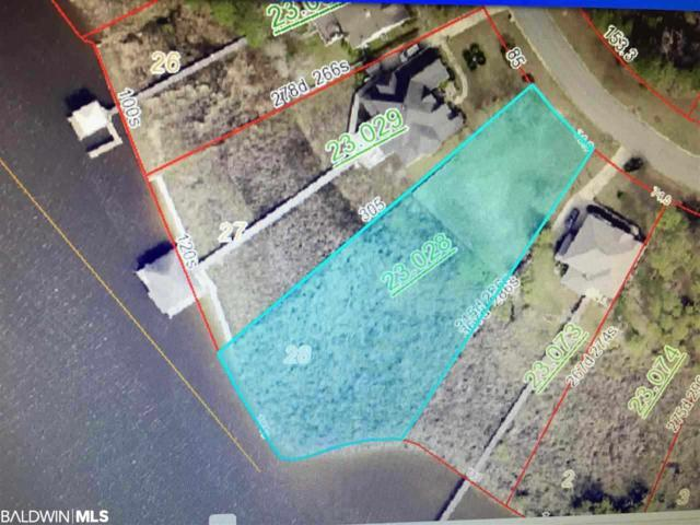 0 Bay Point Drive, Elberta, AL 36530 (MLS #280948) :: Elite Real Estate Solutions