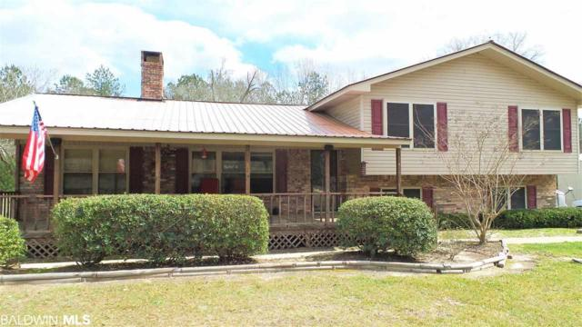 1121 Old Castleberry Road, Brewton, AL 36426 (MLS #281067) :: Ashurst & Niemeyer Real Estate