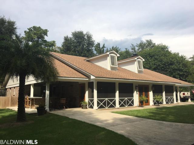 5821 Rivenbark Lane, Fairhope, AL 36532 (MLS #281112) :: Ashurst & Niemeyer Real Estate