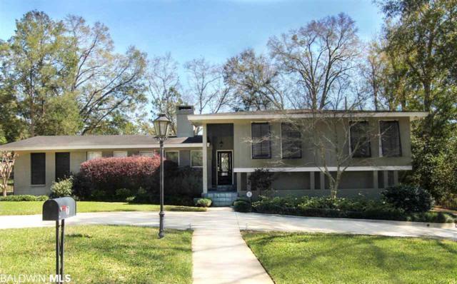 7 Spring Bank Road, Mobile, AL 36608 (MLS #281118) :: Gulf Coast Experts Real Estate Team
