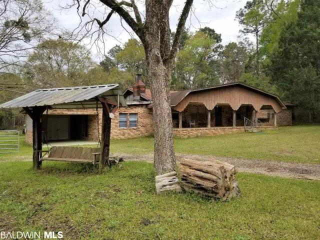 11090 County Road 138, Bay Minette, AL 36507 (MLS #281140) :: The Premiere Team