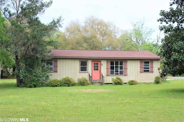 14397 Highway 104, Silverhill, AL 36576 (MLS #281149) :: ResortQuest Real Estate