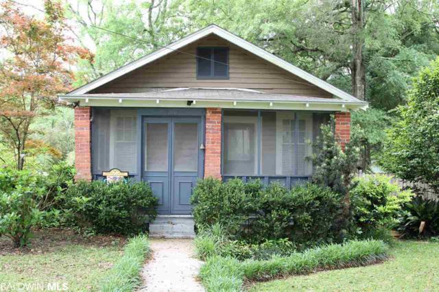 108 Gaston Avenue, Fairhope, AL 36532 (MLS #281192) :: JWRE Mobile