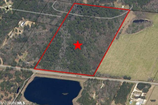 0 County Road 64, Loxley, AL 36567 (MLS #281277) :: Coldwell Banker Coastal Realty