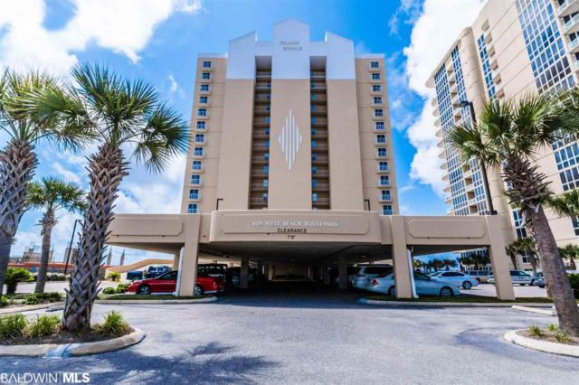 809 W Beach Blvd #705, Gulf Shores, AL 36542 (MLS #281287) :: Ashurst & Niemeyer Real Estate