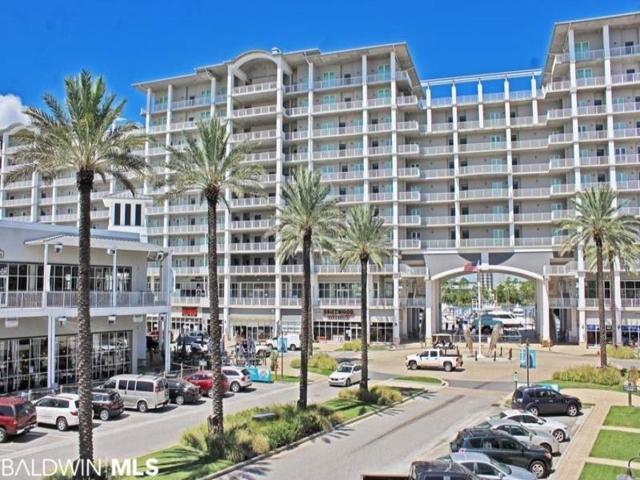 4851 Wharf Pkwy #817, Orange Beach, AL 36561 (MLS #281312) :: Coldwell Banker Coastal Realty