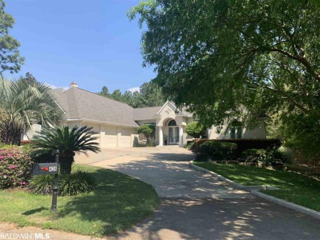 428 Clubhouse Drive, Fairhope, AL 36532 (MLS #281337) :: The Kim and Brian Team at RE/MAX Paradise