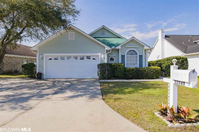 22949 Lake South Drive, Foley, AL 36535 (MLS #281387) :: Elite Real Estate Solutions