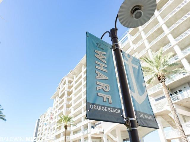 4851 Wharf Pkwy #703, Orange Beach, AL 36561 (MLS #281412) :: Coldwell Banker Coastal Realty