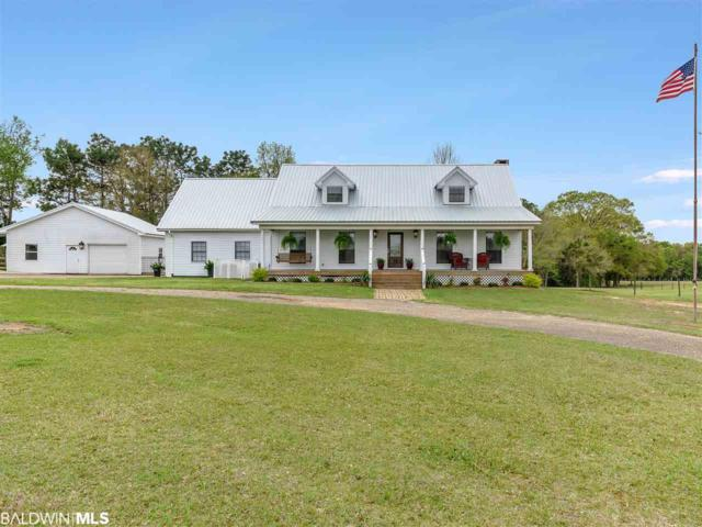 12450 Bromley Road, Stapleton, AL 36578 (MLS #281434) :: Gulf Coast Experts Real Estate Team