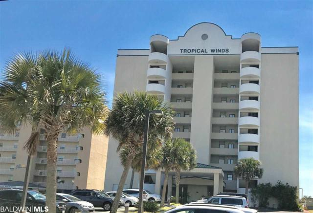 1003 W Beach Blvd #702, Gulf Shores, AL 36542 (MLS #281503) :: Coldwell Banker Coastal Realty