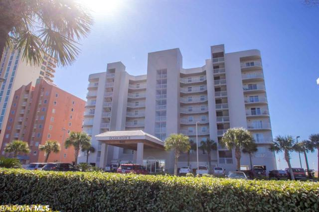 949 W Beach Blvd #2706, Gulf Shores, AL 36542 (MLS #281511) :: The Kim and Brian Team at RE/MAX Paradise