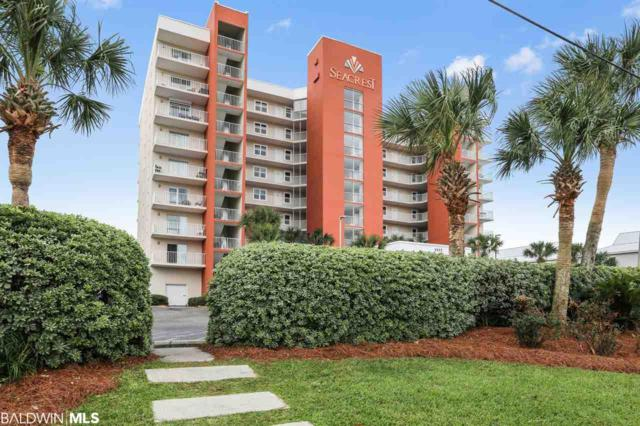 1117 W Beach Blvd #704, Gulf Shores, AL 36542 (MLS #281552) :: Jason Will Real Estate
