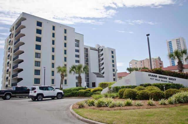 407 W Beach Blvd #871, Gulf Shores, AL 36542 (MLS #281560) :: The Premiere Team