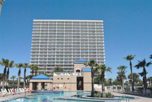 1010 W Beach Blvd #1602, Gulf Shores, AL 36542 (MLS #281856) :: ResortQuest Real Estate