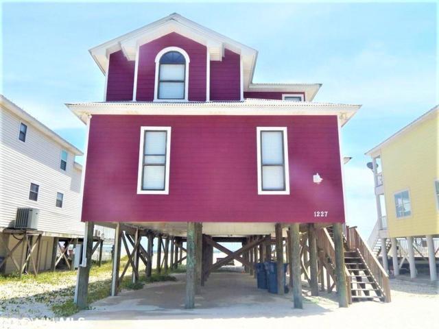1227 W Beach Blvd, Gulf Shores, AL 36542 (MLS #282017) :: Jason Will Real Estate