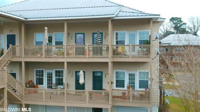 4 Yacht Club Drive #164, Daphne, AL 36526 (MLS #282215) :: Jason Will Real Estate