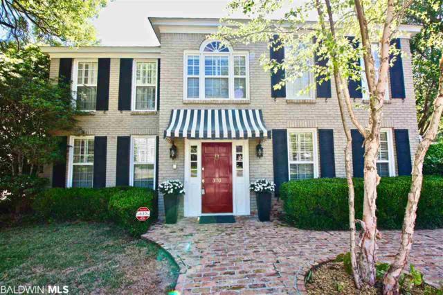 370 Tuthill Lane, Mobile, AL 36608 (MLS #282291) :: Elite Real Estate Solutions