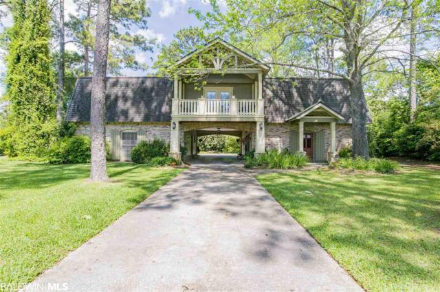 515 Evergreen Street, Fairhope, AL 36532 (MLS #282459) :: Gulf Coast Experts Real Estate Team