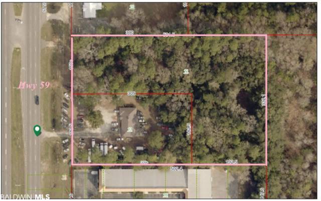 8220 Highway 59, Foley, AL 36535 (MLS #282481) :: Jason Will Real Estate
