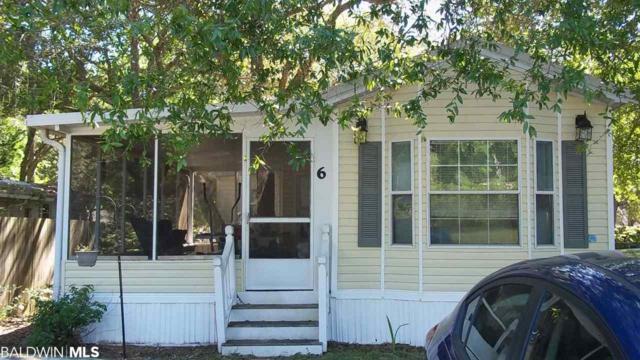 6 Buena Vista Drive, Lillian, AL 36549 (MLS #282527) :: Jason Will Real Estate