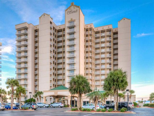 24880 Perdido Beach Blvd #601, Orange Beach, AL 36561 (MLS #282538) :: Jason Will Real Estate