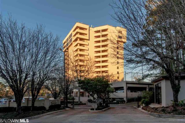 100 Tower Drive #704, Daphne, AL 36526 (MLS #282581) :: Jason Will Real Estate